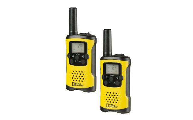 National Geographic FM Walkie Talkie